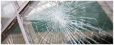 Bishops Stortford Smashed Glass